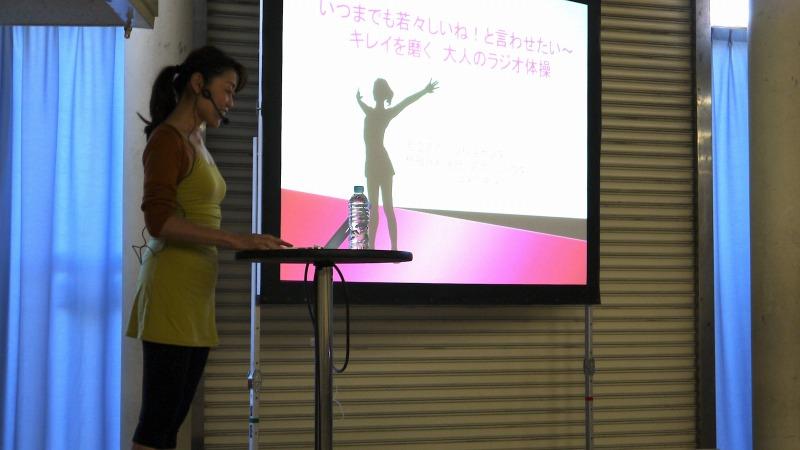 【講演情報】「いきいき」主催による「中村格子の健康講座」が開催されました。