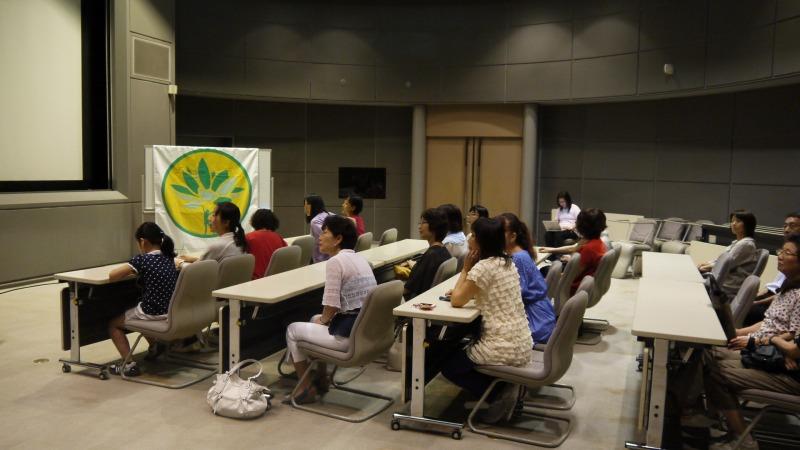 【活動報告】2012年9月15日仙台市青年文化センターにて講座を行いました。