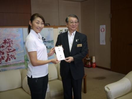 【活動報告】2012年9月14日宮城県庁表敬