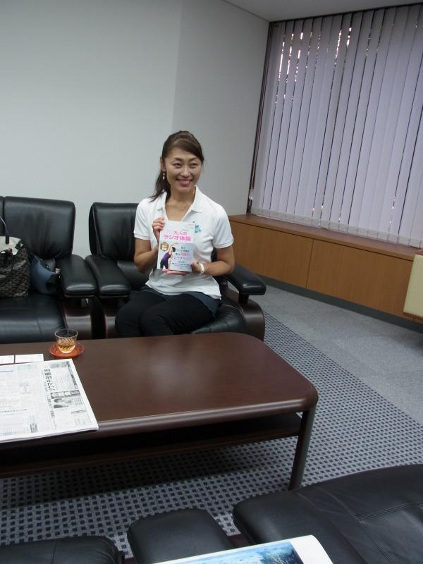 【活動報告】2012年9月13日福島民報にて取材を受けました